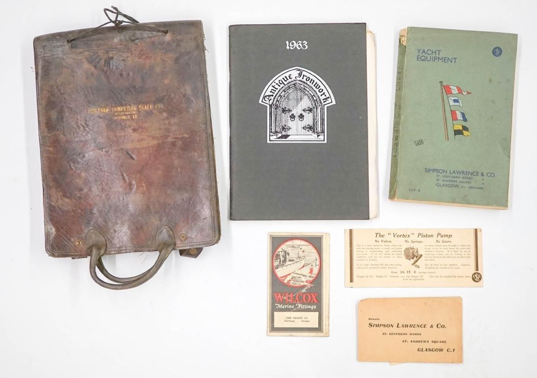 Antique Sales Catalogs