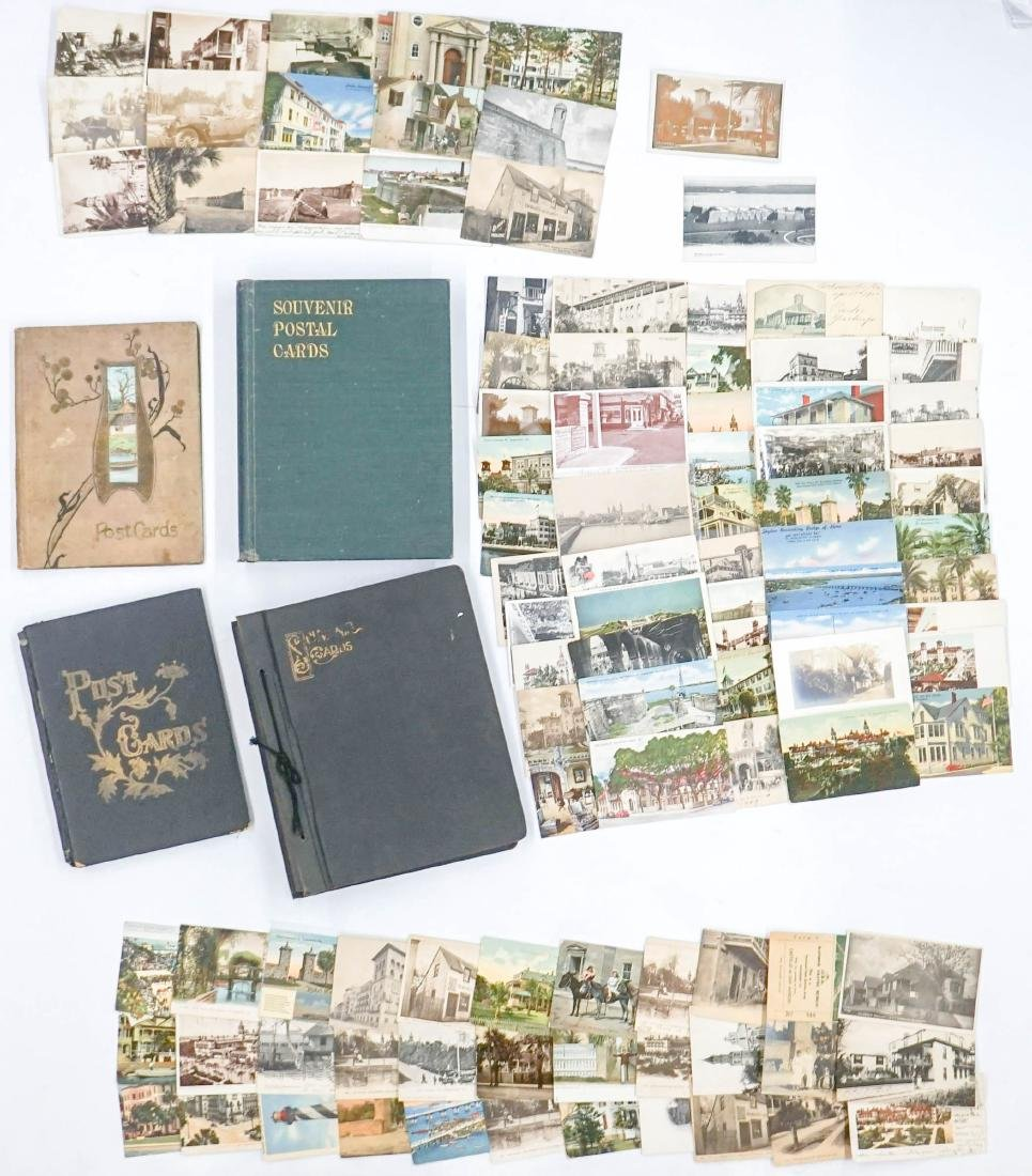 Antique Postcards and Postcard Albums