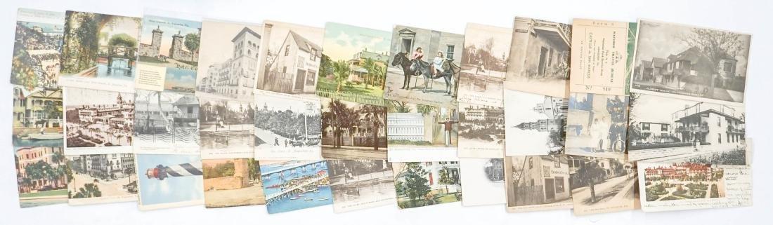 Antique Postcards and Postcard Albums - 2