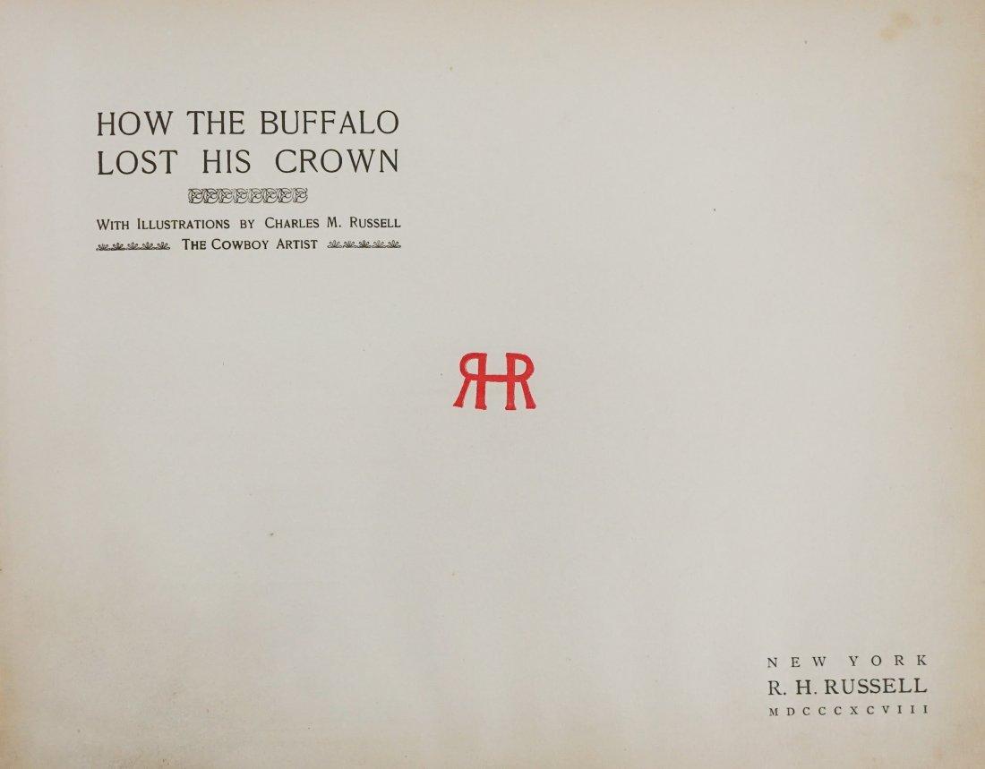 Charles Russell Book, Gary Carter Original Art - 2