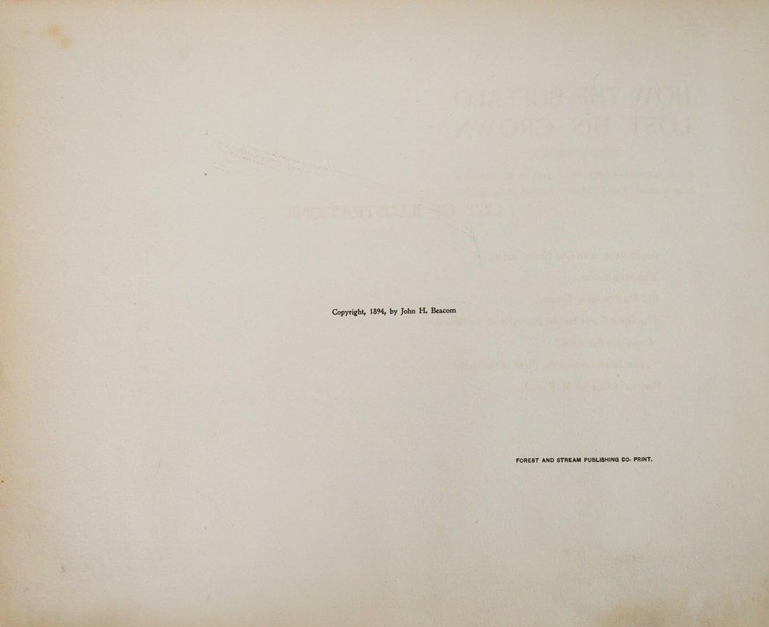 Charles Russell Book, Gary Carter Original Art - 3
