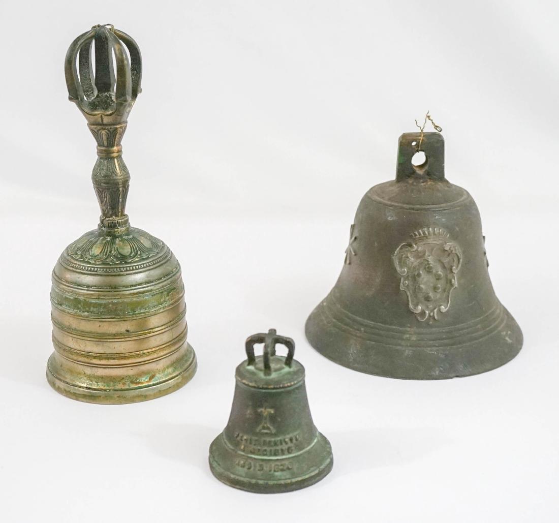 Three Old Bells