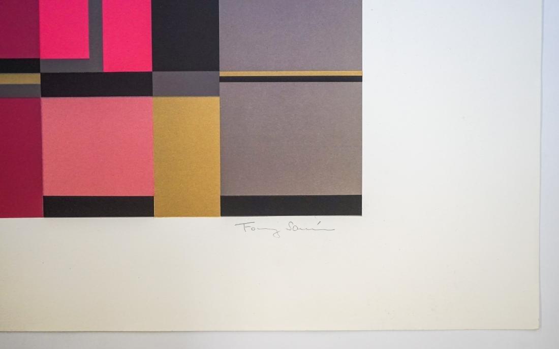 Fanny Sanin (born 1938) Lithograph Artist Proof - 3