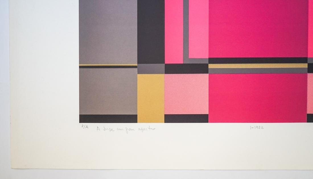 Fanny Sanin (born 1938) Lithograph Artist Proof - 4