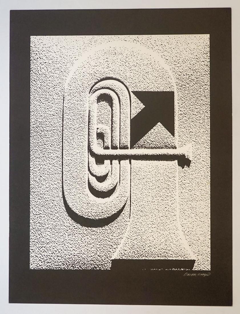 Omar Rayo (Columbian 1928-2010) Lithograph - 2