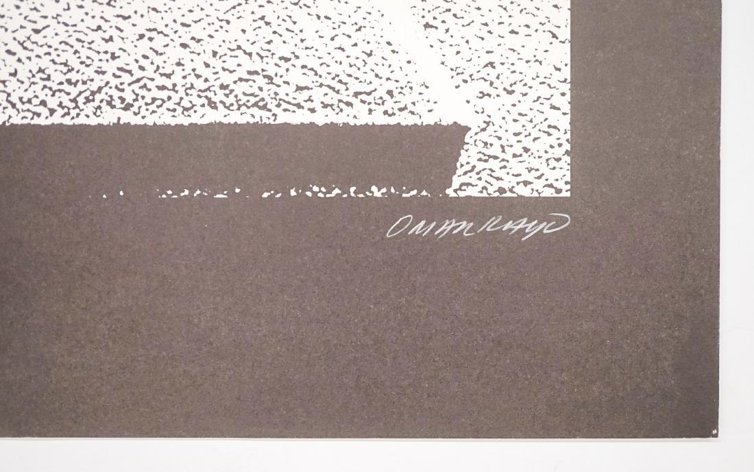 Omar Rayo (Columbian 1928-2010) Lithograph - 3