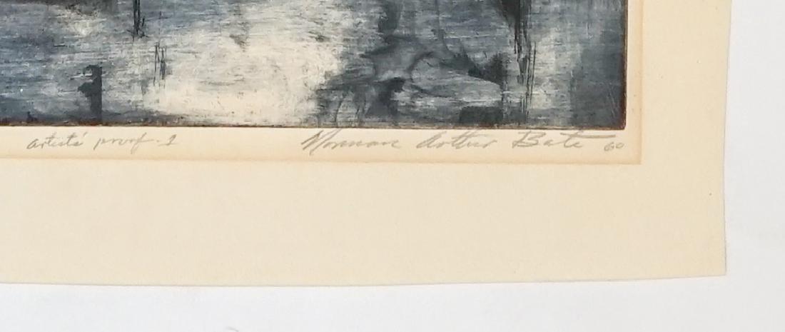 Norman Arthur Bate Etching - 3
