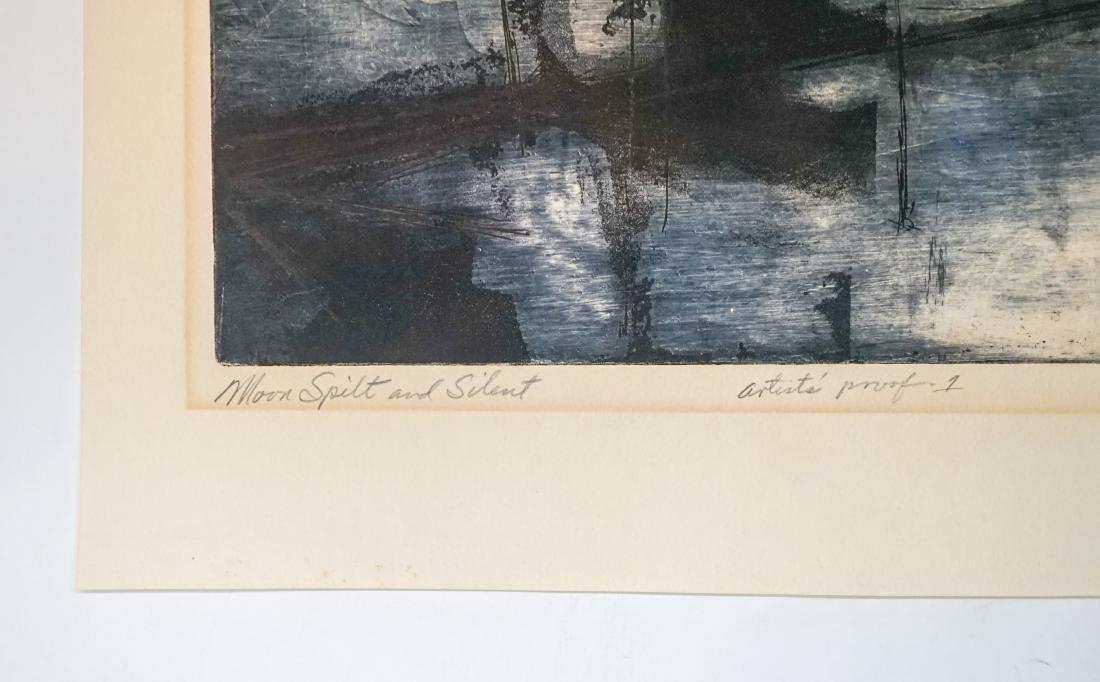 Norman Arthur Bate Etching - 6