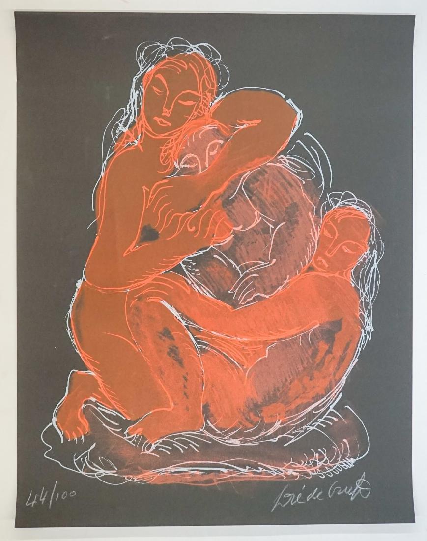 Jose De Creeft Lithograph - 2