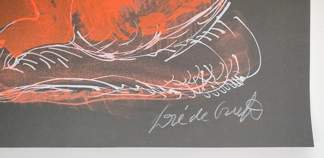 Jose De Creeft Lithograph - 3