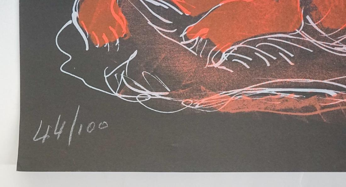 Jose De Creeft Lithograph - 4