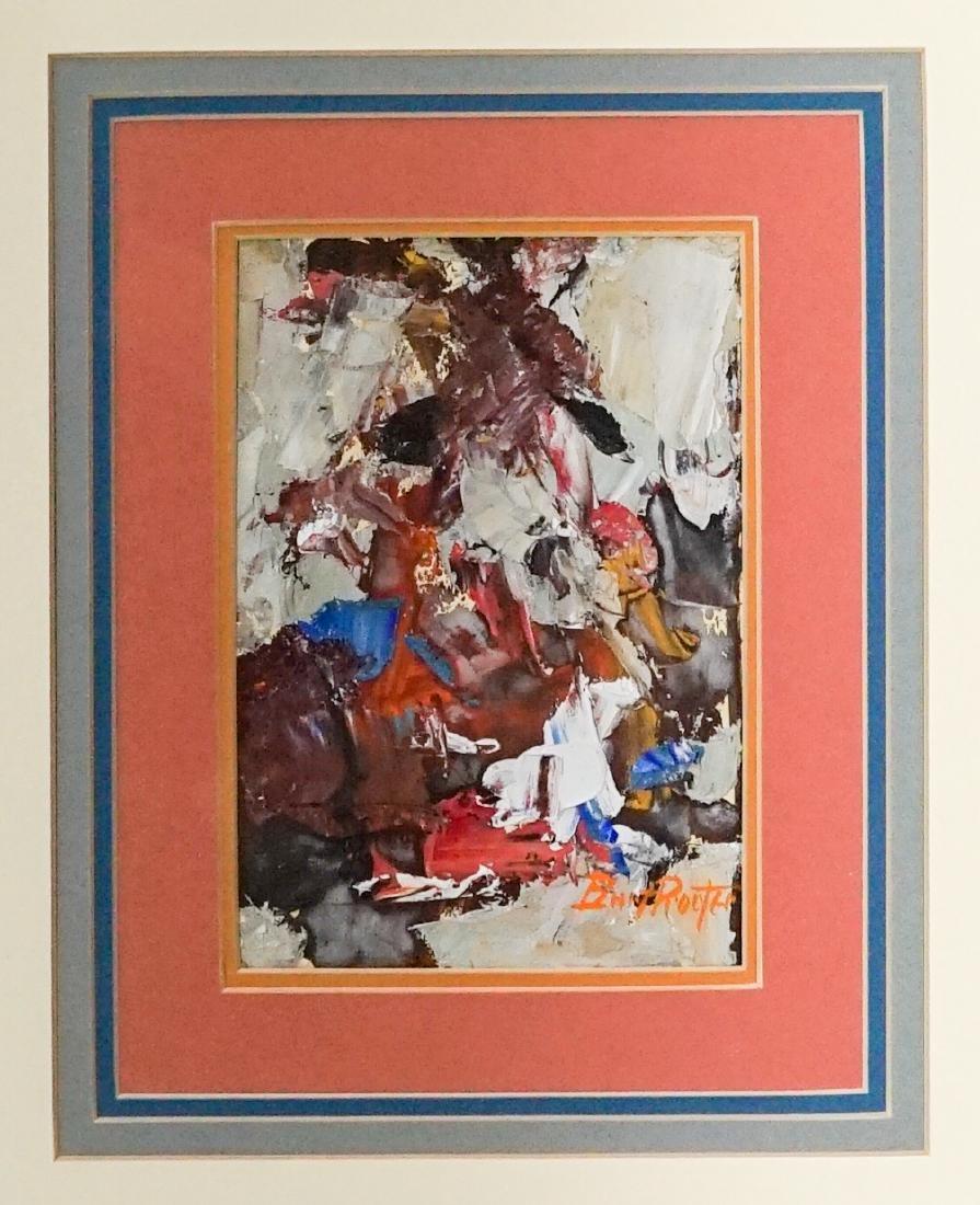 Burt Procter (1901 - 1980) Original Art