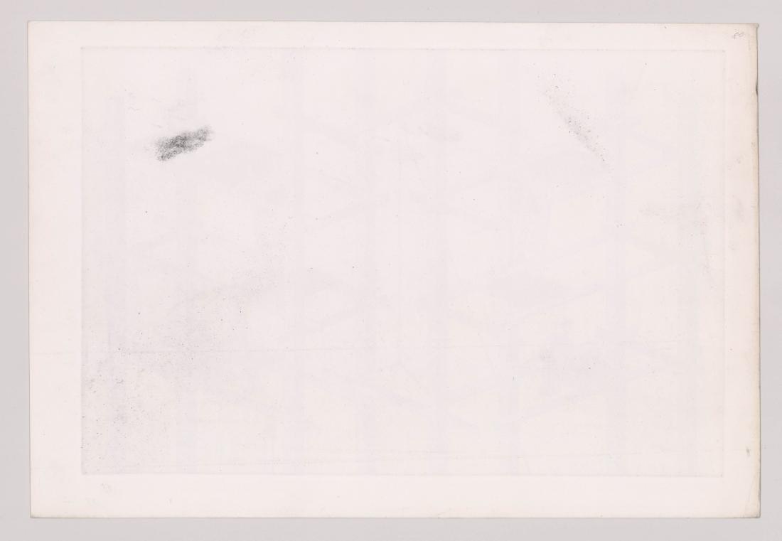 Jonathan Talbot (New York born 1939) Etching - 5