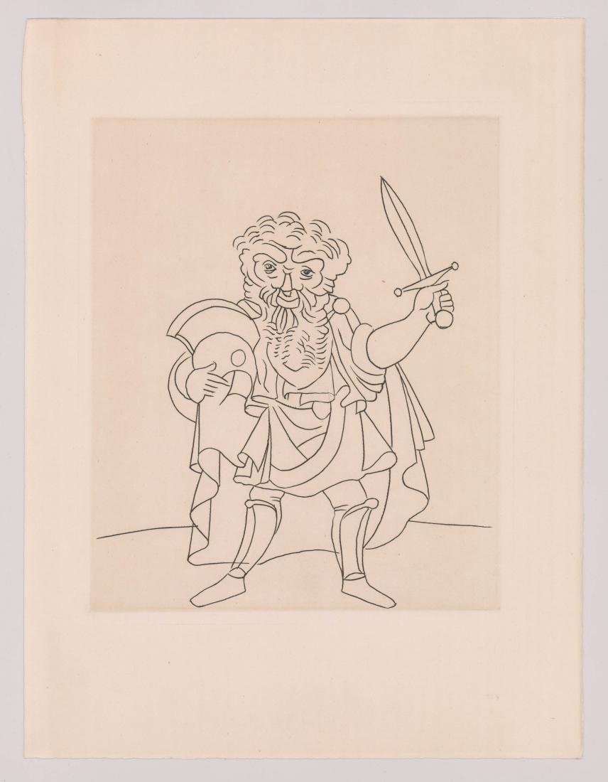 Andre Derain Etching - 2