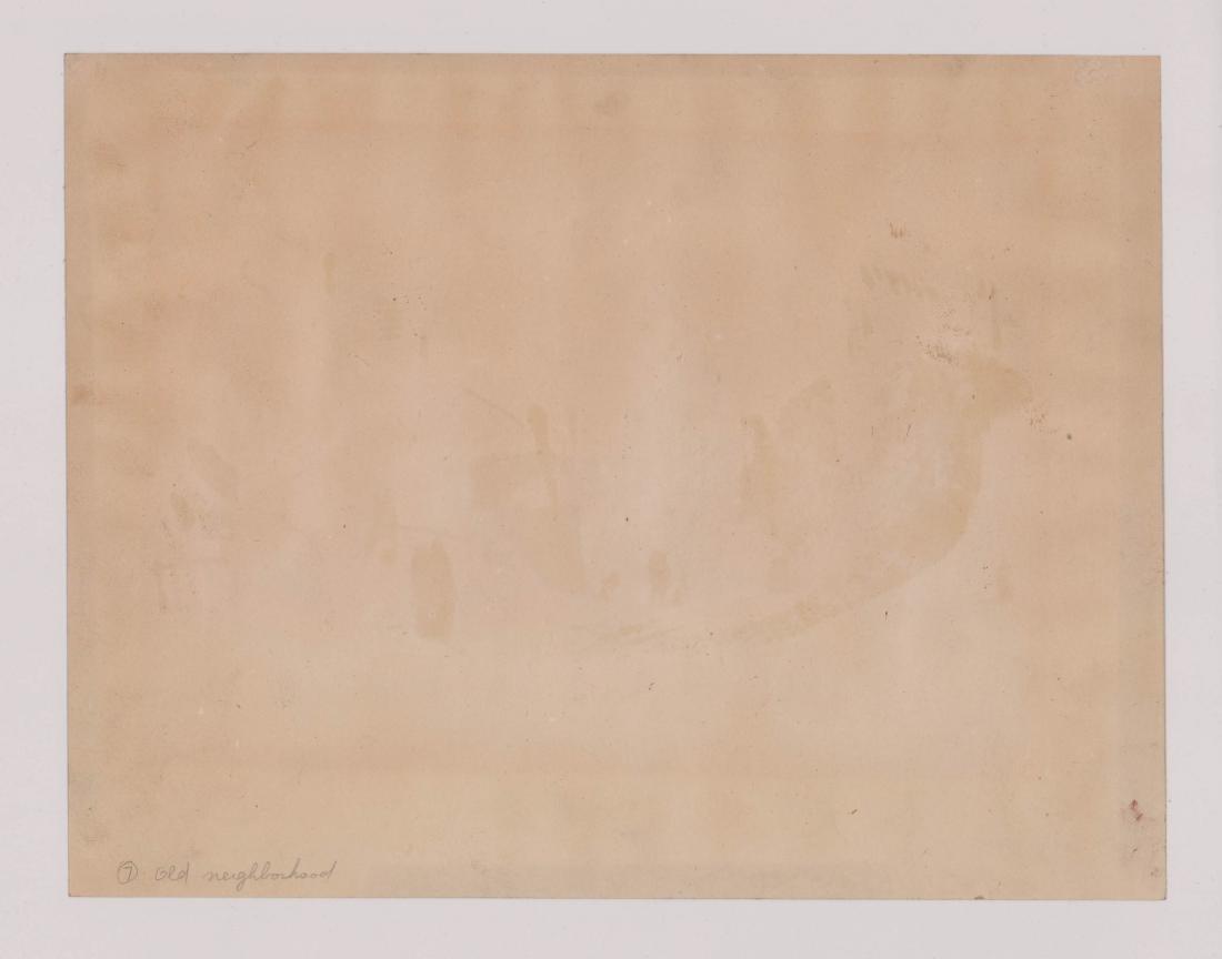 Abraham Hankins Lithograph - 4