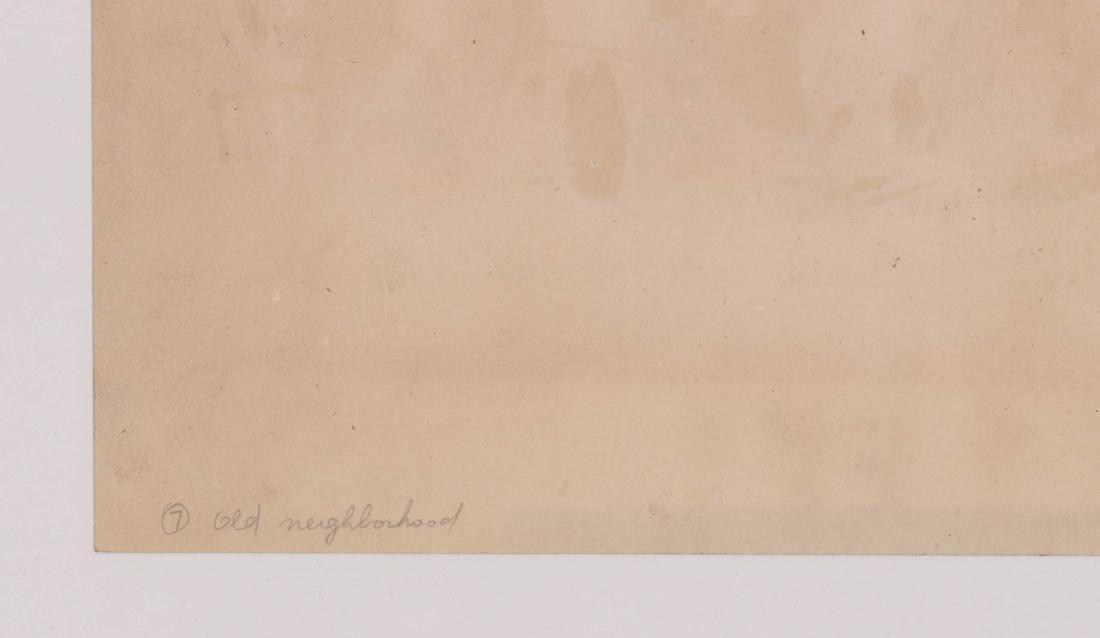 Abraham Hankins Lithograph - 5