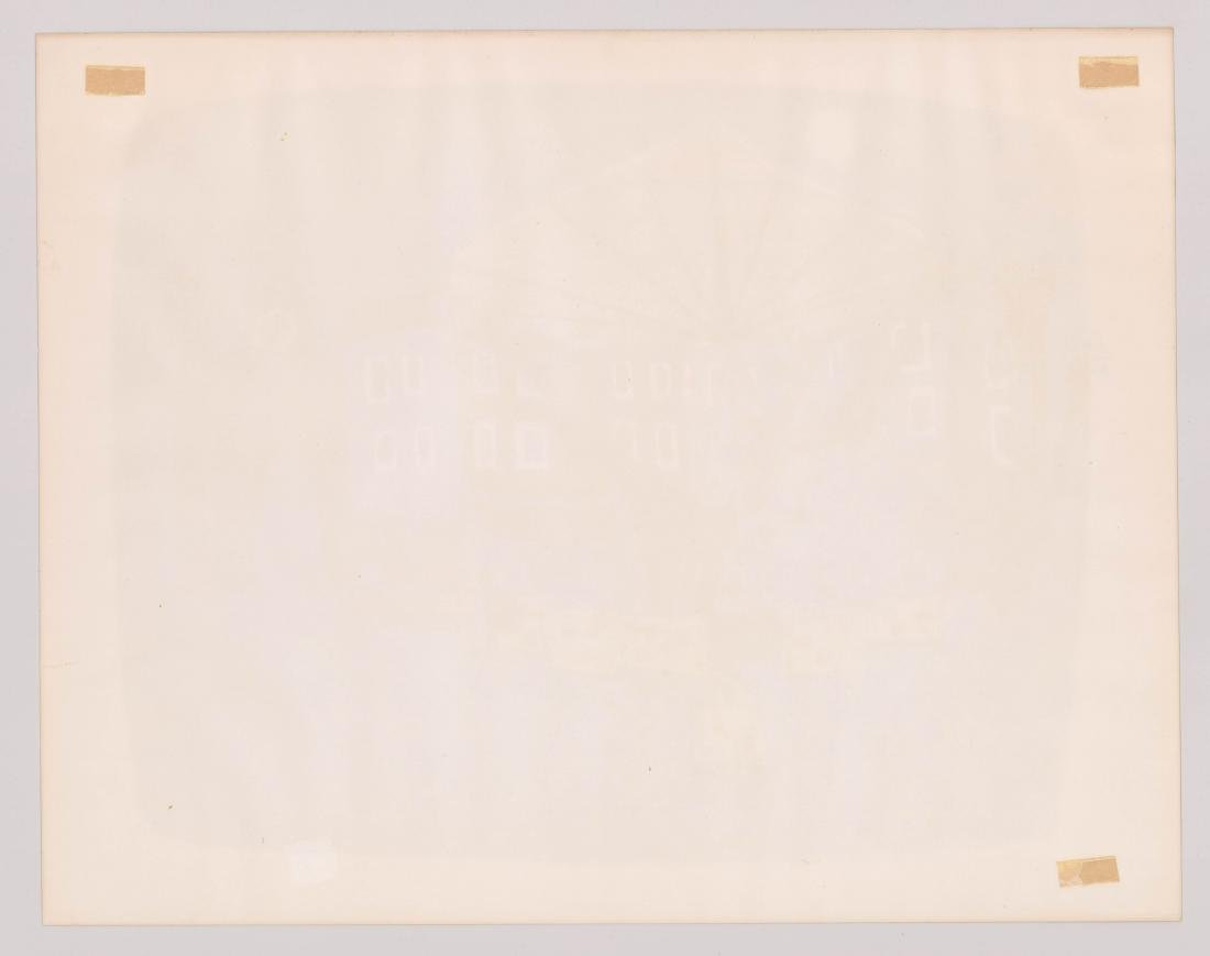 Marco Richterich (1929 - 1997) Signed Lithograph - 5