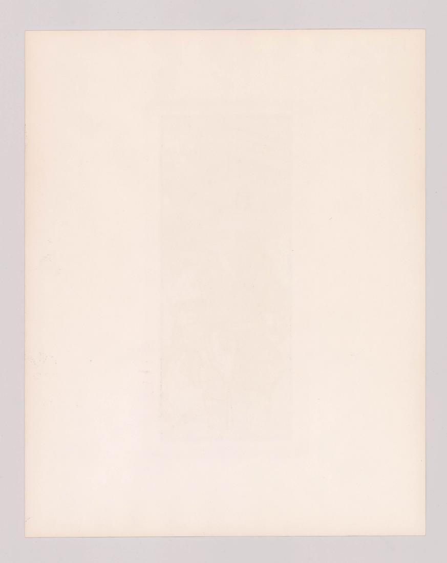 Jacques Villon Etching [Fete Champetre] - 3