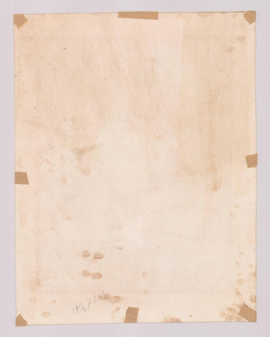 Jack Bookbinder Artist's Proof Lithograph - 5