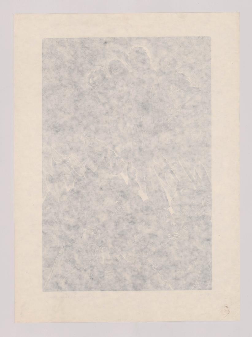 Fritz Eichenberg Signed Woodcut - 5