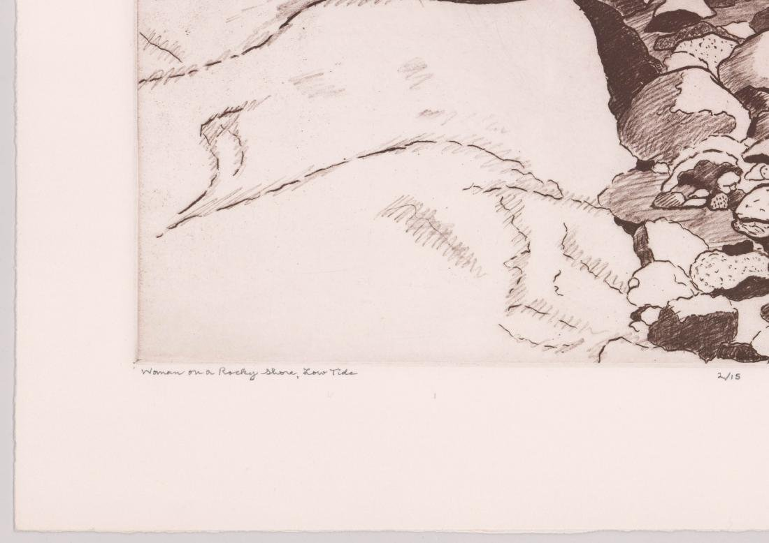 Howard Fussiner Lithograph - 5