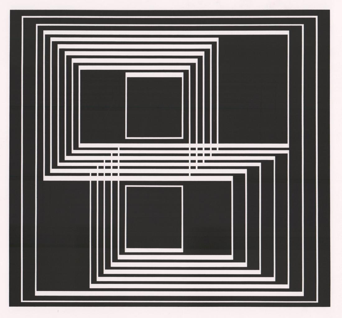 Josef Albers Portfolio Folder