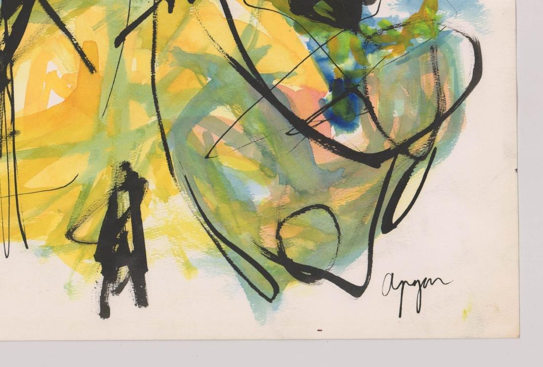 Nicolas Adam Apgar (born 1918) Original Art - 3