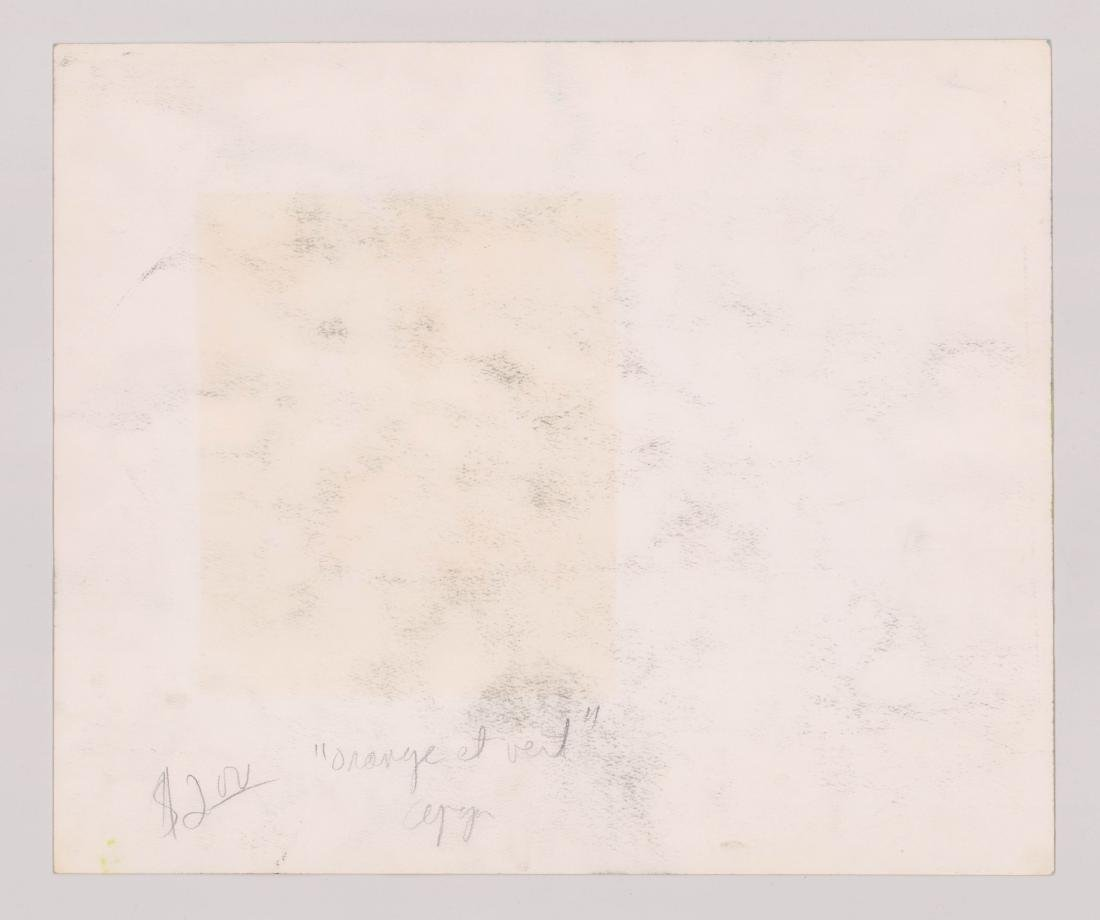Nicolas Adam Apgar (born 1918) Original Art - 4