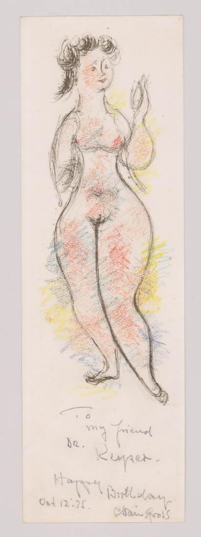 Chaim Gross Original Art - 2