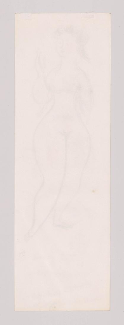 Chaim Gross Original Art - 4