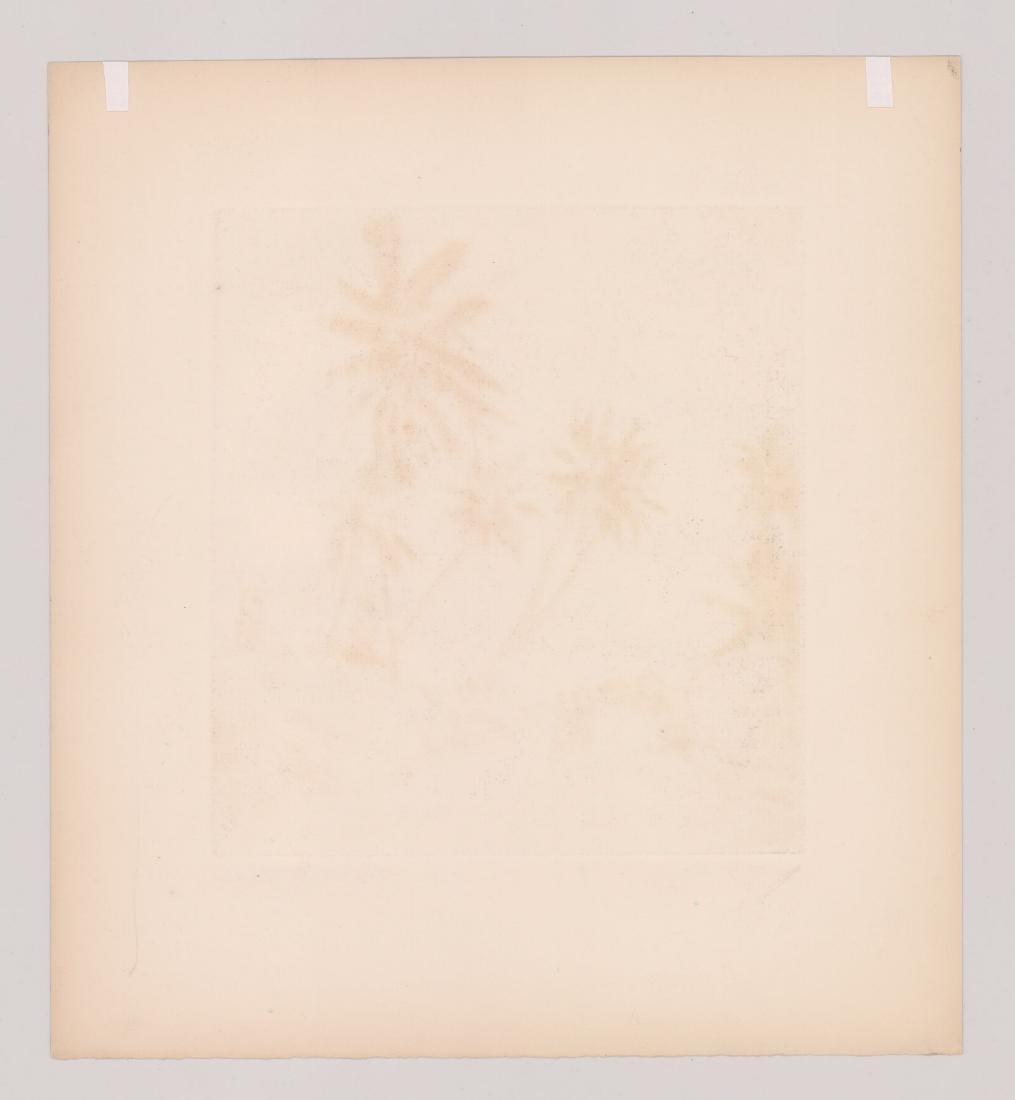 George Hausdorf (New York 1888-1959) Etching - 4