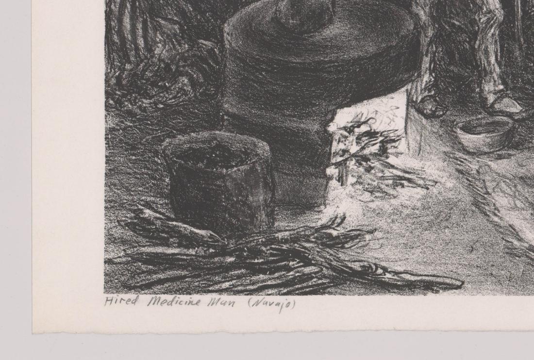 Ira Moskowitz Lithograph - 3