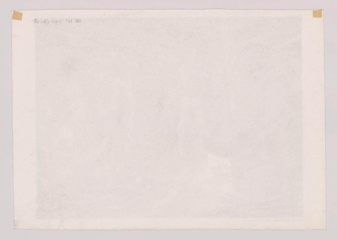 Ira Moskowitz Lithograph - 5