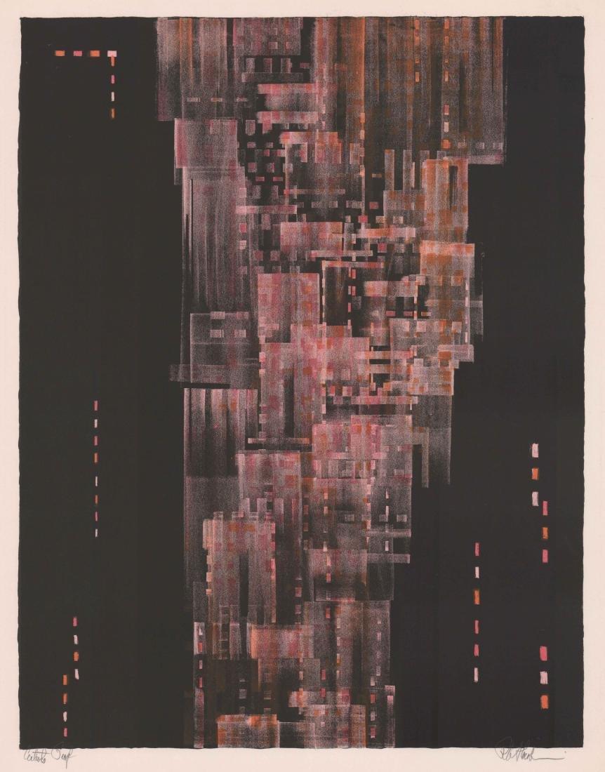 Richard Florsheim Artist's Proof Signed Lithograph