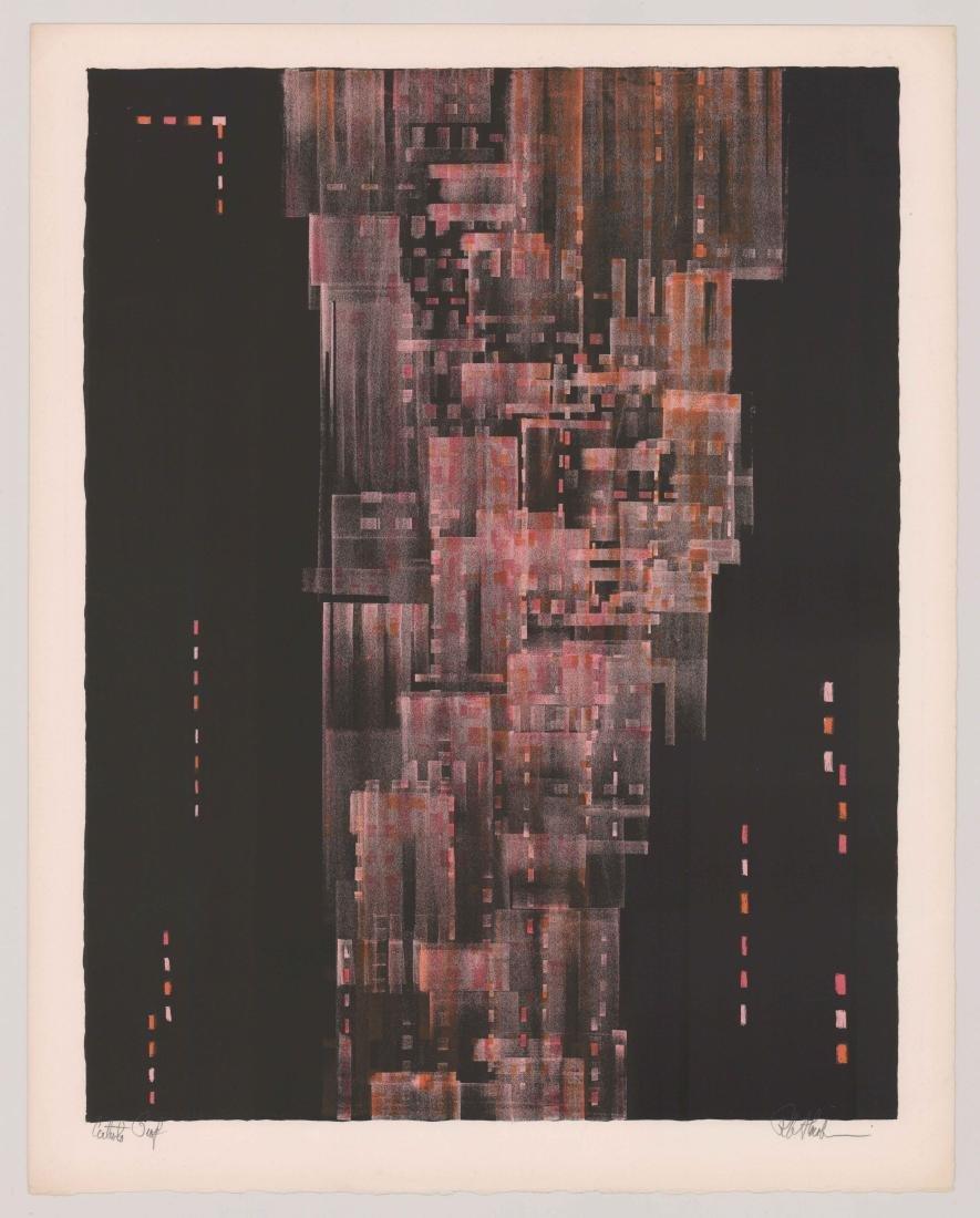 Richard Florsheim Artist's Proof Signed Lithograph - 2