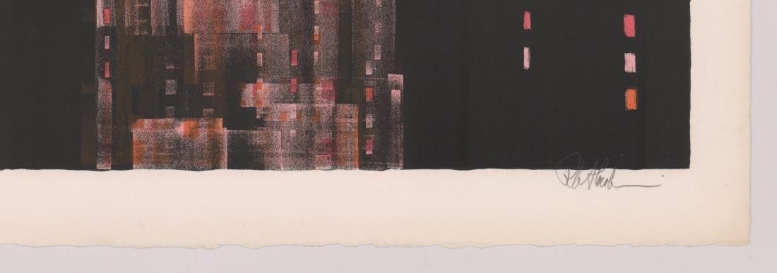 Richard Florsheim Artist's Proof Signed Lithograph - 4