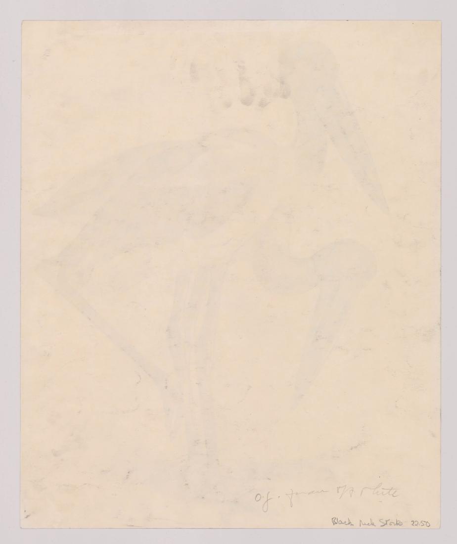 Walter Addison (American 1914-1982) Original Art - 4