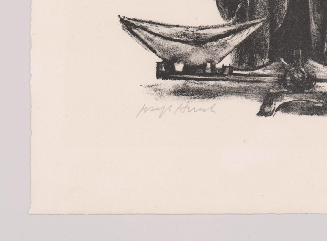 Joseph Hirsch Lithograph - 3