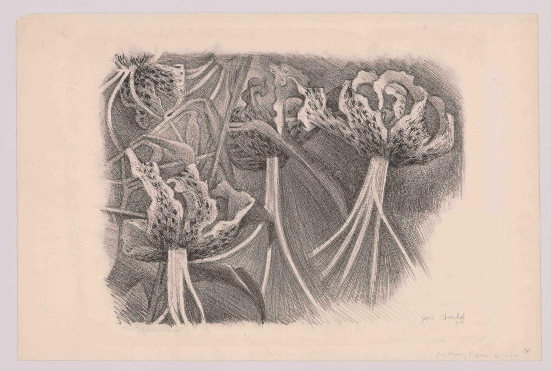 Jean Charlot Lithograph - 2
