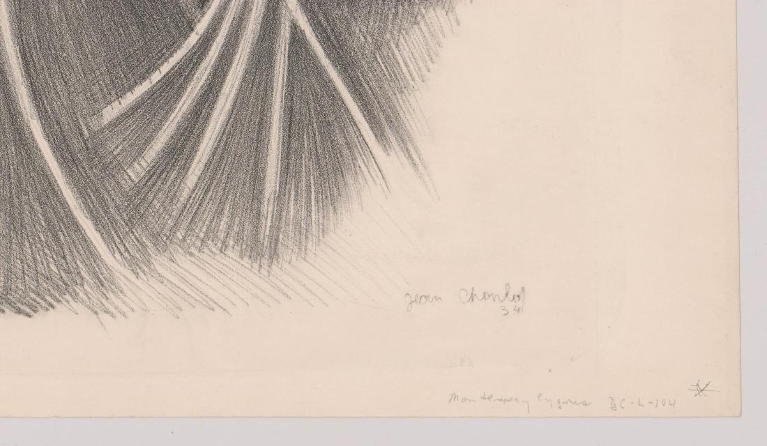 Jean Charlot Lithograph - 3