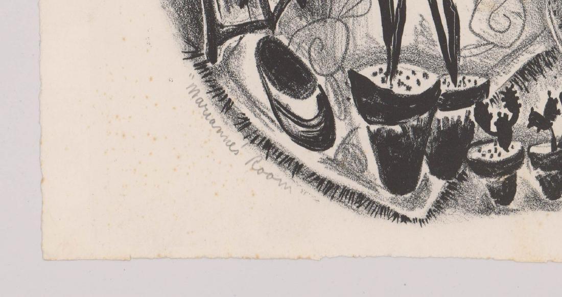 Edith Miller Lithograph - 4