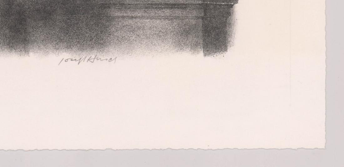 Joseph Hirsch Lithograph [Taking The Oath] - 3