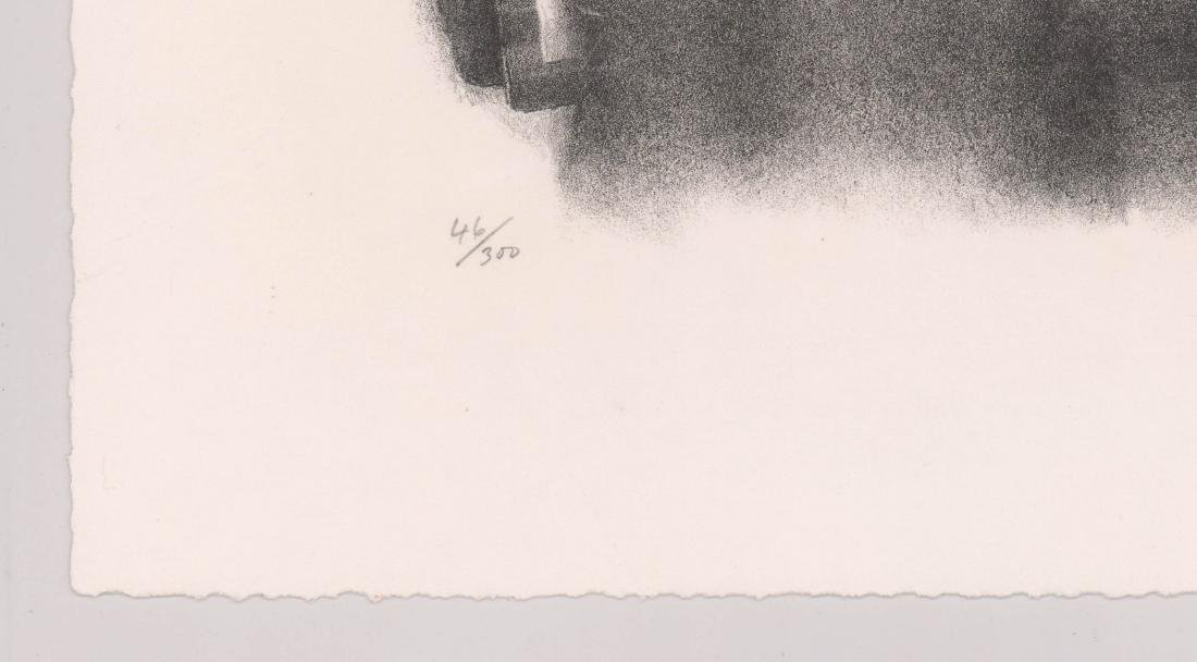 Joseph Hirsch Lithograph [Taking The Oath] - 4