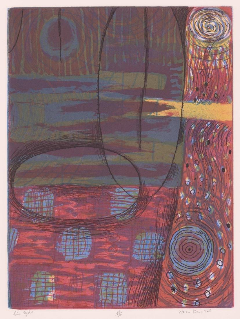 Karen Kunc Etching In Colors