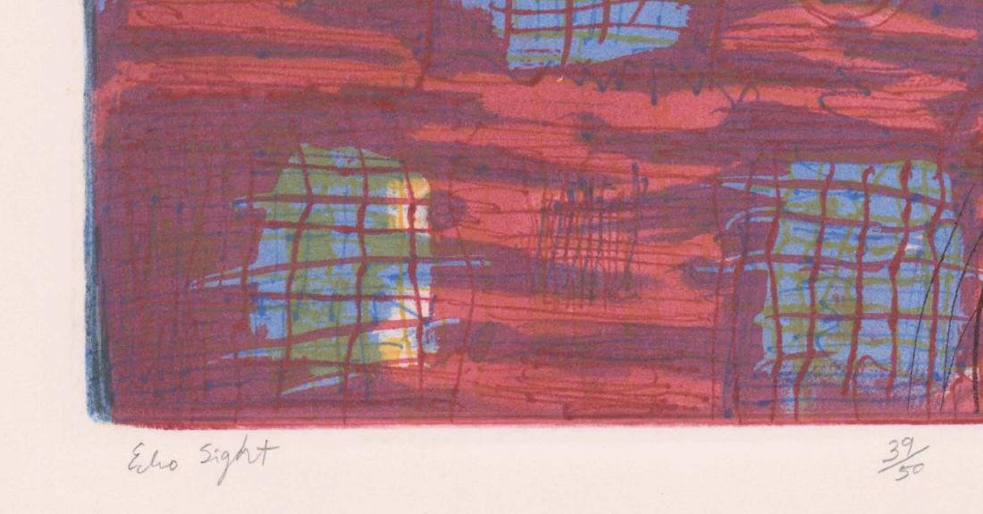 Karen Kunc Etching In Colors - 4