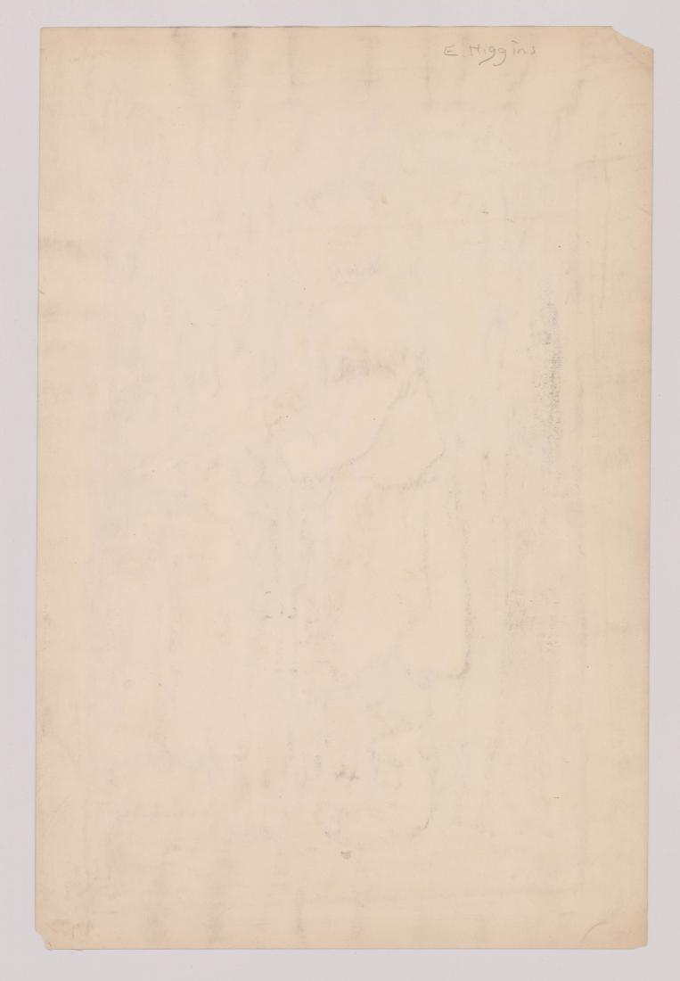 Eugene Higgins (1874-1958) Original Watercolor - 3