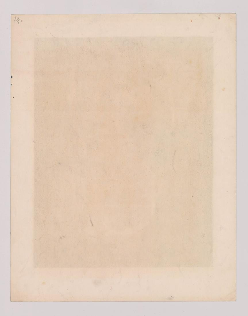 Artist Signed Lithograph [Abstraction #4] - 4