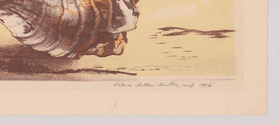 Victoria Hutson Huntley Lithograph - 3