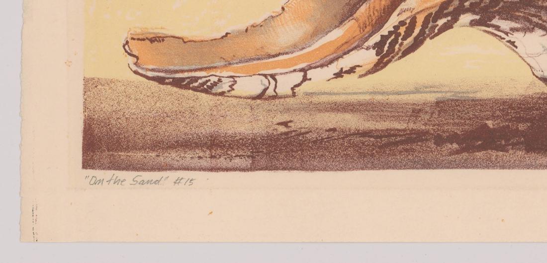 Victoria Hutson Huntley Lithograph - 4