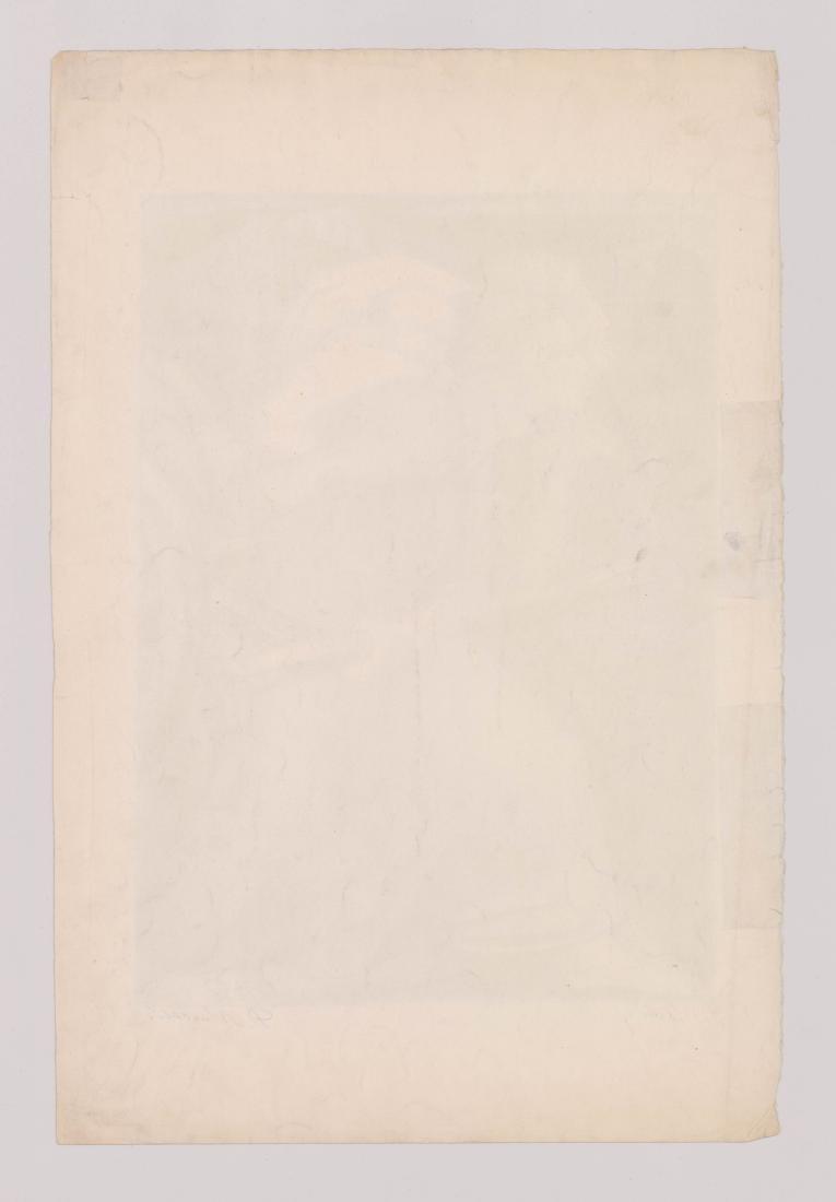 David Margolis (New York born 1910) Lithograph - 4